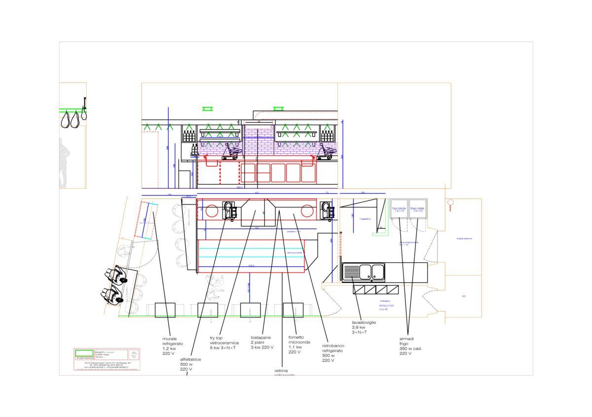 Progetto La Botteghina C. so Roma.HP130-A1
